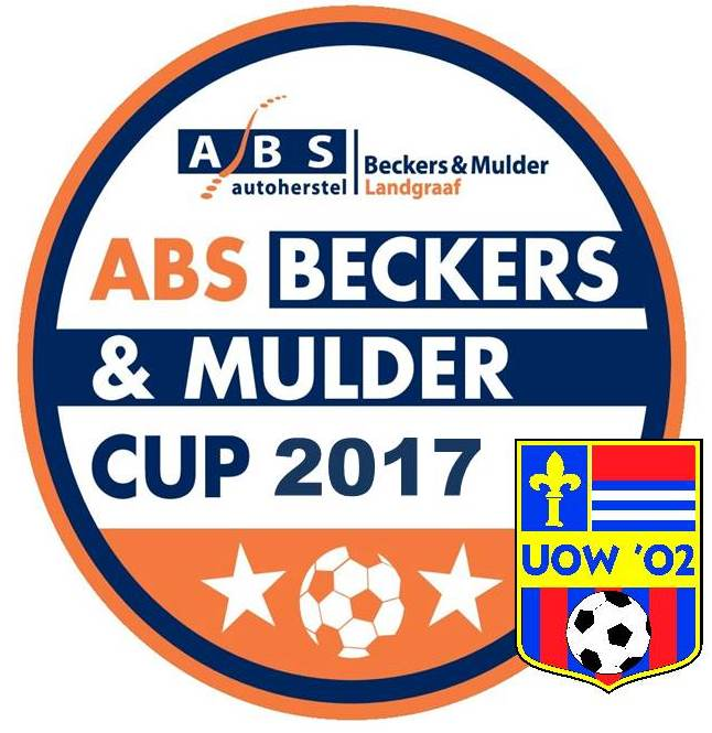 Zaterdag 15 april: ABS Beckers & Mulder CUP 2017