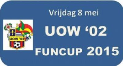 8 mei 2015: UOW '02 FUNCUP