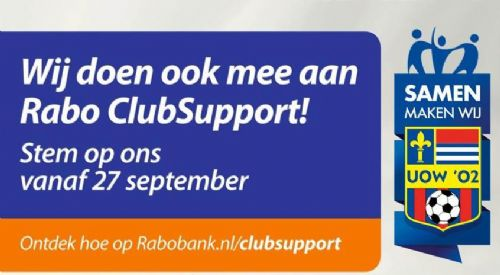 RABO CLUBSUPPORT 2019!!!!